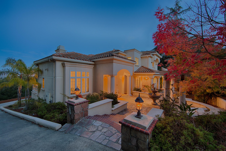 Front View - 26856 Almaden Ct, Los Altos Hills 94022