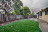 1678 Andover Ln, San Jose 95124 - Backyard (A)