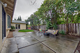 Backyard (B) - 1678 Andover Ln, San Jose 95124