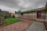 1678 Andover Ln, San Jose 95124 - Courtyard (A)