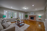 1678 Andover Ln, San Jose 95124 - Living Room (A)