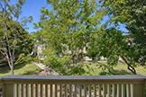 Balcony View - 610 Arcadia Ter 202, Sunnyvale 94085