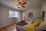 2377 Arlene Dr, Santa Clara 95050 - Master Bedroom (A)