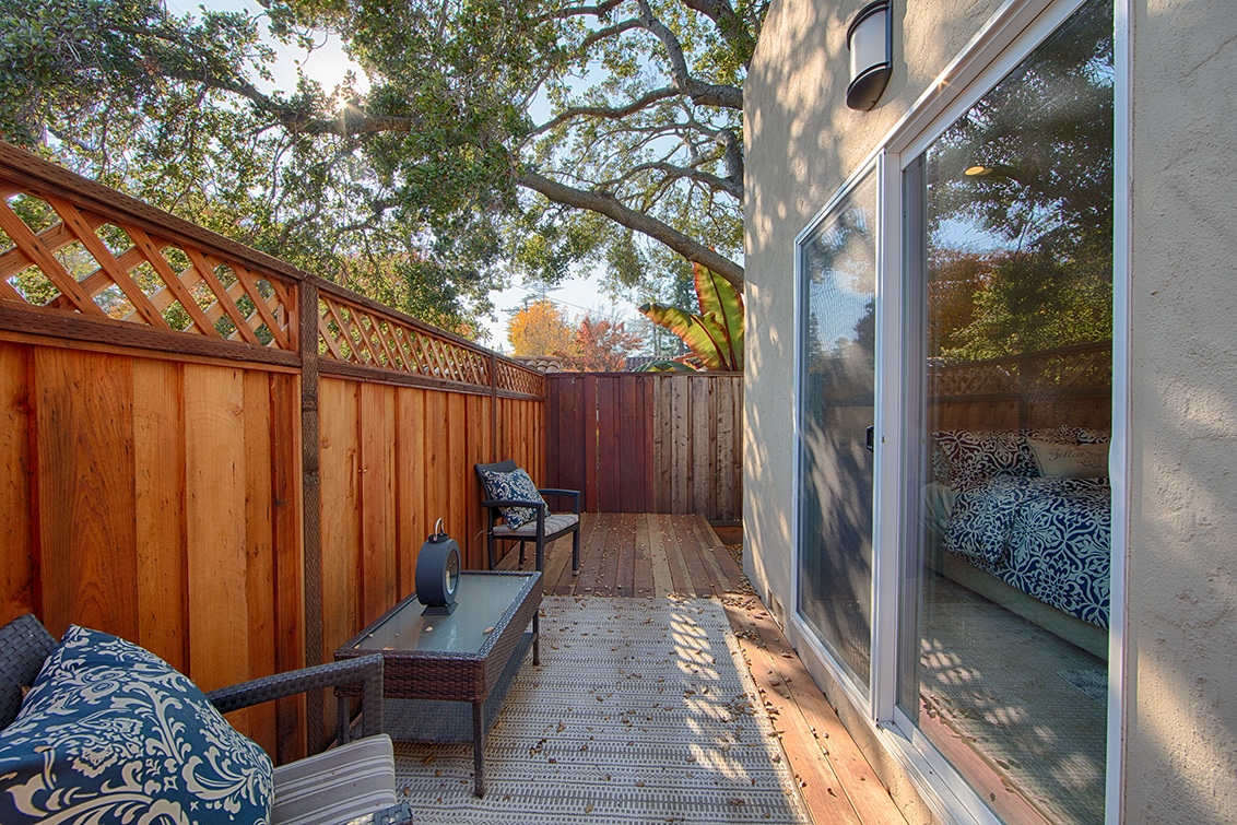 Master Bedroom Deck (A) - 240 Arlington Rd