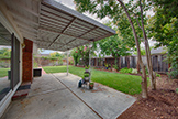 5298 Baron Dr, San Jose 95124 - Backyard