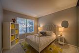 Bedroom 2 (A) - 3321 Brittan Ave 5, San Carlos 94070