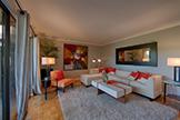 Living Room (B) - 3321 Brittan Ave 5, San Carlos 94070