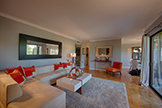 Living Room (C) - 3321 Brittan Ave 5, San Carlos 94070