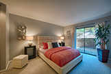 Master Bedroom (A) - 3321 Brittan Ave 5, San Carlos 94070