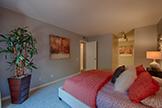 Master Bedroom (C) - 3321 Brittan Ave 5, San Carlos 94070