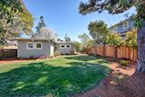 601 Bryson Ave, Palo Alto 94306 - Backyard (B)