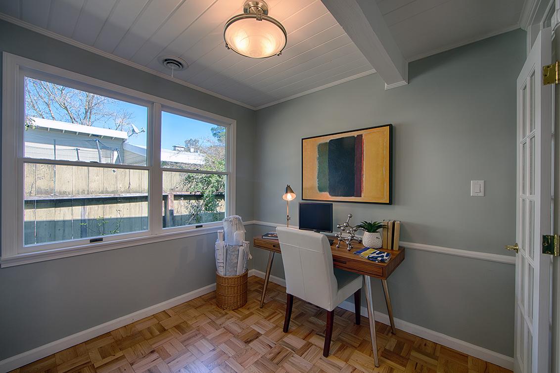 Bedroom 2 picture - 601 Bryson Ave, Palo Alto 94306