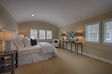 128 Buckthorn Way, Menlo Park 94025 - Master Bedroom (A)