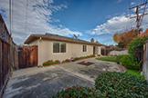 988 Cambridge Ave, Sunnyvale 94087 - Backyard (A)