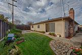 988 Cambridge Ave, Sunnyvale 94087 - Backyard (B)
