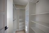 Bedroom 2 Closet  - 1898 Camino A Los Cerros, Menlo Park 94025