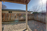 2128 Canoas Garden Ave B, San Jose 95125 - Backyard (A)