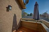2128 Canoas Garden Ave B, San Jose 95125 - Balcony 2 (A)
