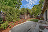 Backyard (A) - 3747 Cass Way, Palo Alto 94306