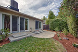 Backyard (B) - 3747 Cass Way, Palo Alto 94306