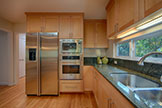 Kitchen Refrigerator (A) - 3747 Cass Way, Palo Alto 94306