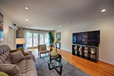 Living Room (B) - 3747 Cass Way, Palo Alto 94306