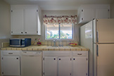 Kitchen - 217 Castillon Way, San Jose 95119