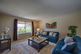 217 Castillon Way, San Jose 95119 - Living Room