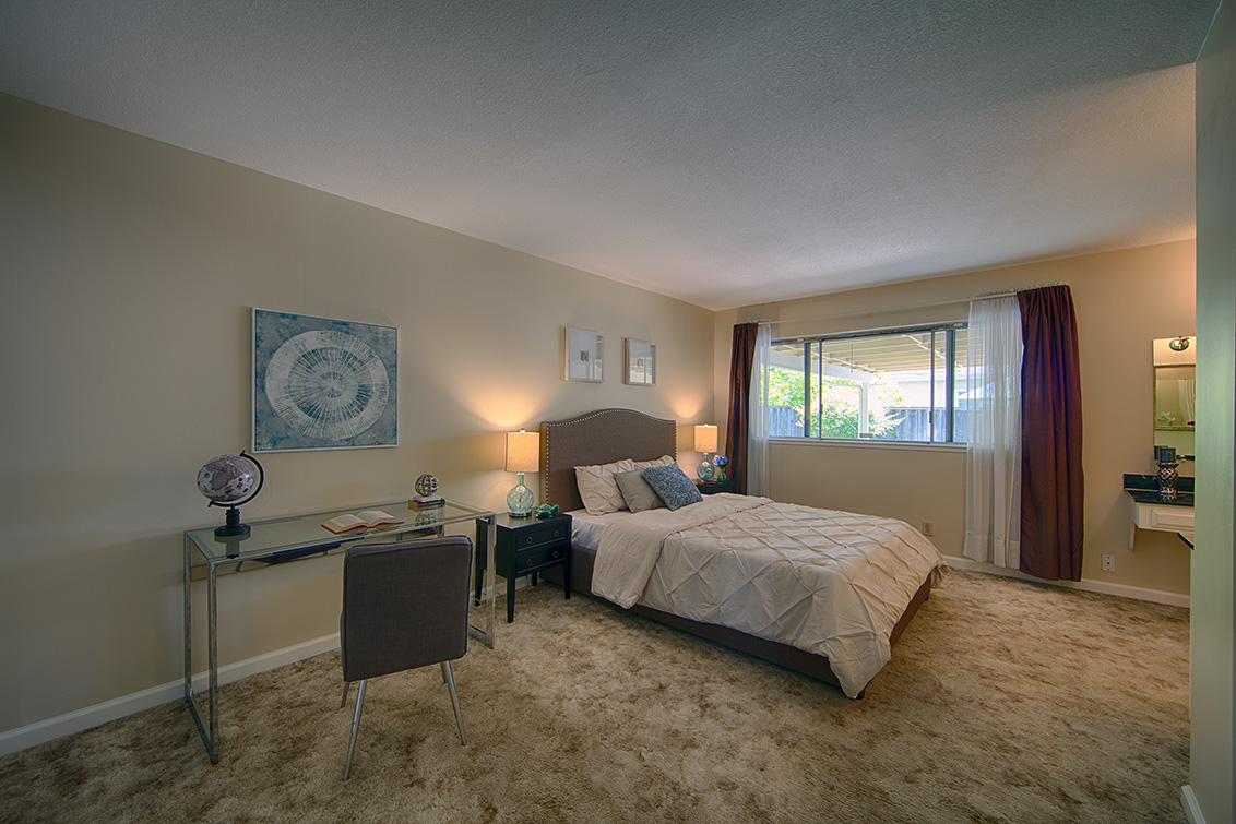 Master Bedroom picture - 217 Castillon Way, San Jose 95119