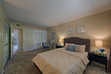 Master Bedroom - 217 Castillon Way, San Jose 95119