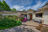 1626 Christina Dr, Los Altos 94024 - Entrance (A)