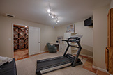1626 Christina Dr, Los Altos 94024 - Exercise Room (A)