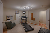 1626 Christina Dr, Los Altos 94024 - Exercise Room (B)