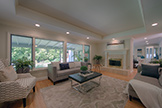 Living Room - 1626 Christina Dr, Los Altos 94024