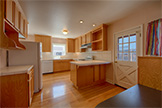 1858 Clay St, Santa Clara 95050 - Kitchen (A)