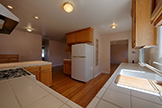 1858 Clay St, Santa Clara 95050 - Kitchen (C)