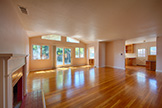 1858 Clay St, Santa Clara 95050 - Living Room (A)