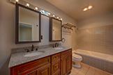 1858 Clay St, Santa Clara 95050 - Master Bath (A)