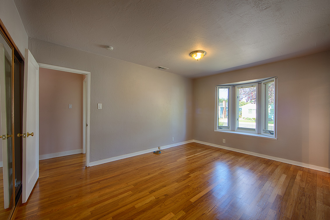 Living Room - 1858 Clay St