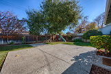 Backyard (A) - 2706 Coit Dr, San Jose 95124