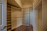 812 Corriente Point Dr, Redwood Shores 94065 - Master Closet (A)