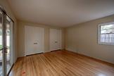 3111 Cowper St, Palo Alto 94306 - Master Bedroom (A)