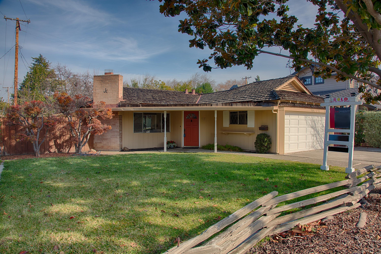 Front View - 3111 Cowper St, Palo Alto 94306