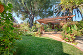 1169 Crandano Ct, Sunnyvale 94087 - Backyard (A)