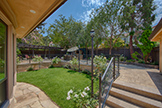 22430 Cupertino Rd, Cupertino 95014 - Backyard (A)