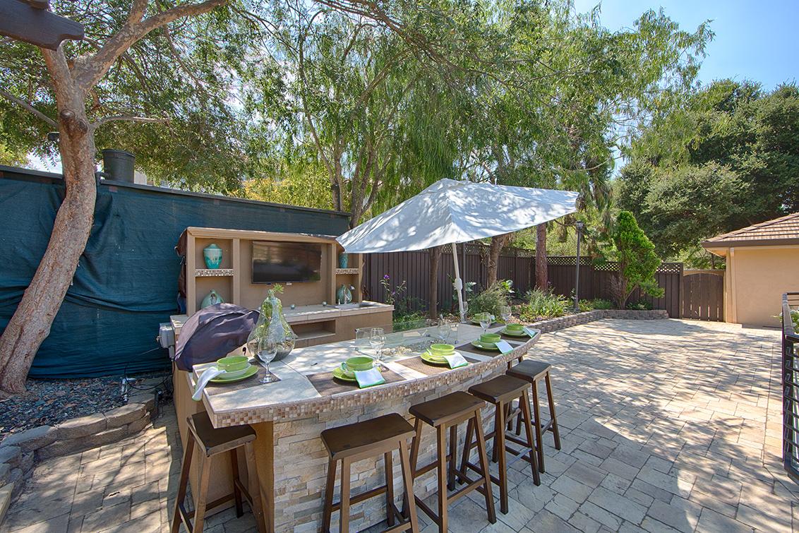 Backyard (C) - 22430 Cupertino Rd