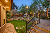 22430 Cupertino Rd, Cupertino 95014 - Backyard (G)