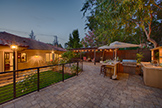 22430 Cupertino Rd, Cupertino 95014 - Backyard (I)