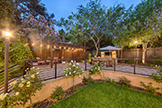 22430 Cupertino Rd, Cupertino 95014 - Backyard (K)
