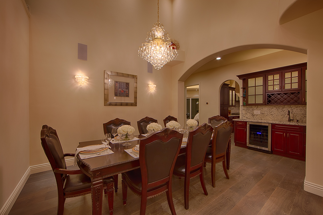 Dining Room (E) - 22430 Cupertino Rd